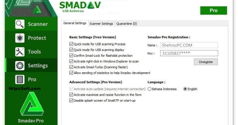 Smadav Pro Crack 13.9.2 + Serial Key Free Download {Latest}