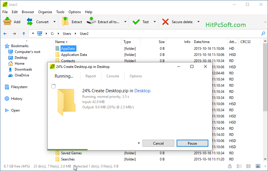 PeaZip Crack 7.4.0+Serial Key Free Download {Latest}