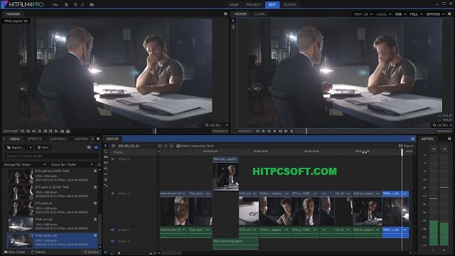 HitFilm Pro Crack 15.1.10413+Keygen Free Download