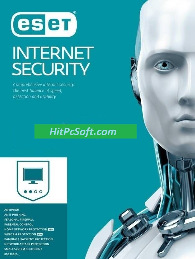 ESET Internet Security Crack With Serial Key [Latest]