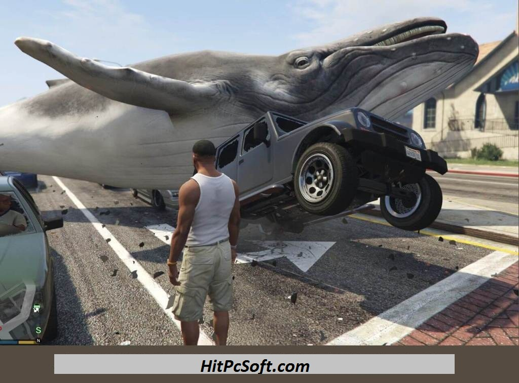 GTA 5 Crack Download Full Version For PC {Latest}