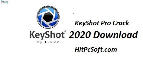 Luxion KeyShot Pro 9.3.14 Crack + Keygen New Download