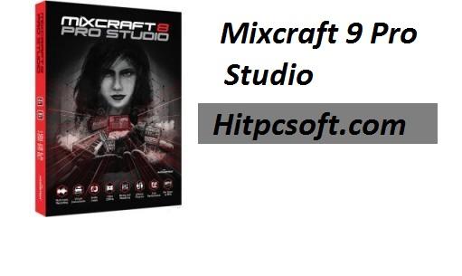 Mixcraft Pro Crack 9 Studio + Keygen Download {Latest}