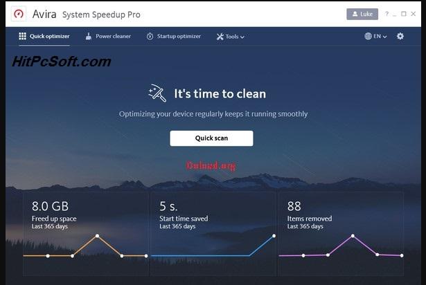 Avira System Speedup Pro 6.7.0 Crack + Download {Latest}