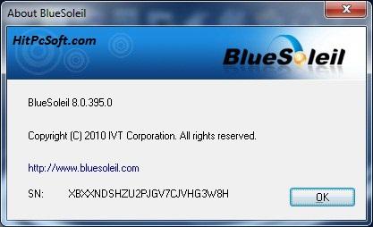 IVT BlueSoleil Crack 10.0.498.0 + Free Keys Download