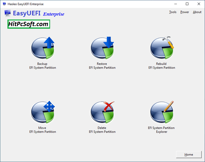 EasyUEFI Enterprise Crack 4.5 + Serial Key Download