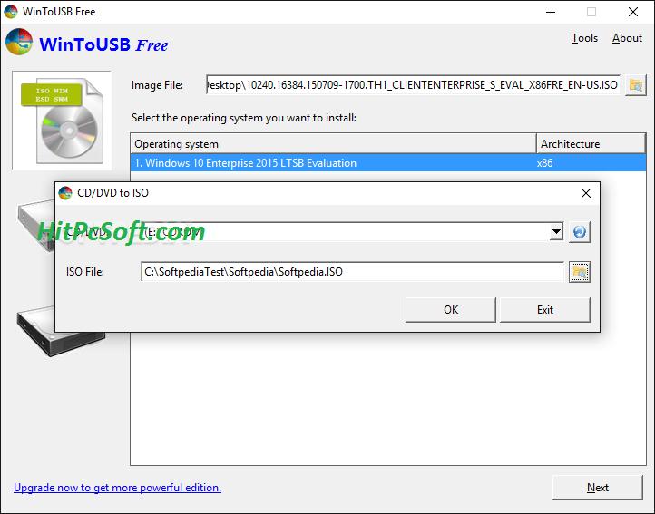 WinToUSB Enterprise Crack 5.8 + Keygen Download