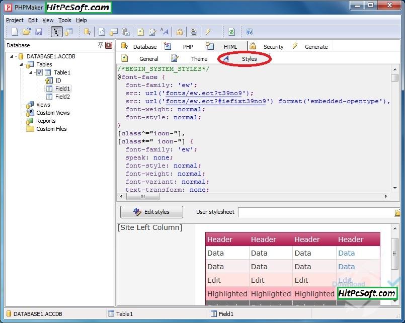 e-World Tech PHPMaker Crack 2021.0.7 + Keygen Download