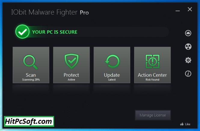 IObit Malware Pro Crack 8.2.0.693 + Keys Download