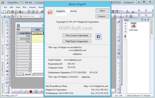 Origin Pro Crack 5.10.90 + Keys Download {Latest}