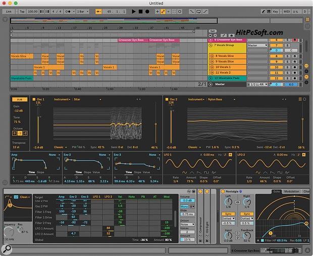 Ableton Live Crack 10.1.30 + Keygen Download {Latest}