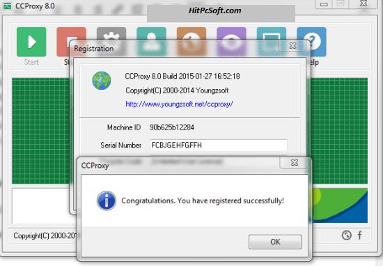 CCProxy Crack 8.1 + Keygen Download 2021 {Latest}