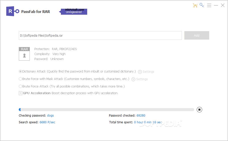PassFab For RAR Crack 9.4.4.0 + Serial Key Download