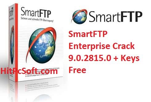 SmartFTP Enterprise Crack 9.0.2815.0 + Keys Free