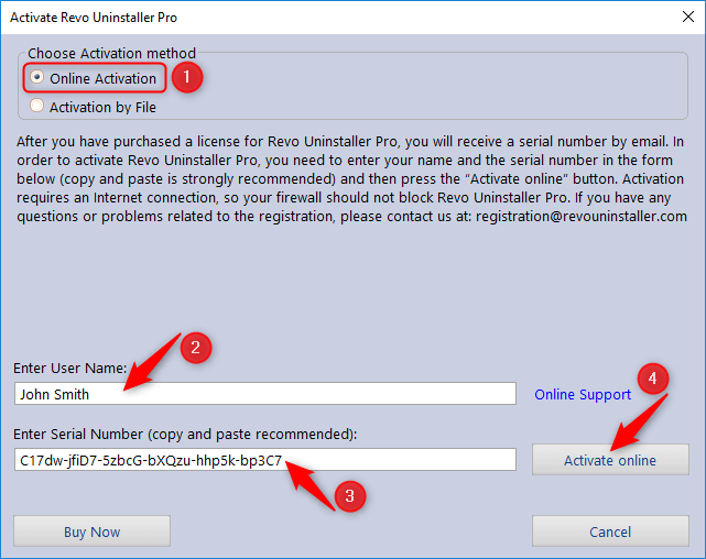 Revo Uninstaller Pro Crack 4.4.0 + License Key Download