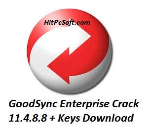 GoodSync Enterprise Crack 11.4.8.8 + Keys Download