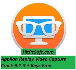 Applian Replay Video Capture Crack