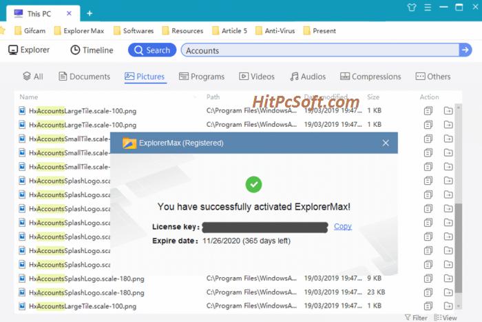 ExplorerMax Crack 2.0.2.14 + Serial Key Download