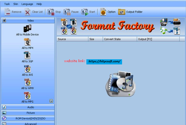 Format Factory Pro Crack 5.5 + Serial Key Download