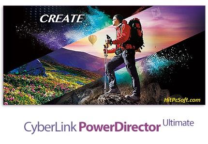 CyberLink PowerDirector Crack 19.0.2403 Download